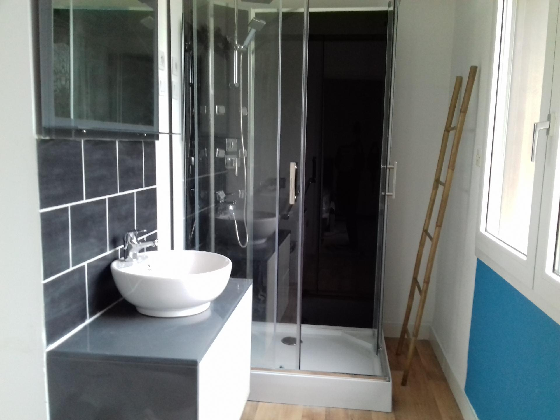 Salle de bain privative