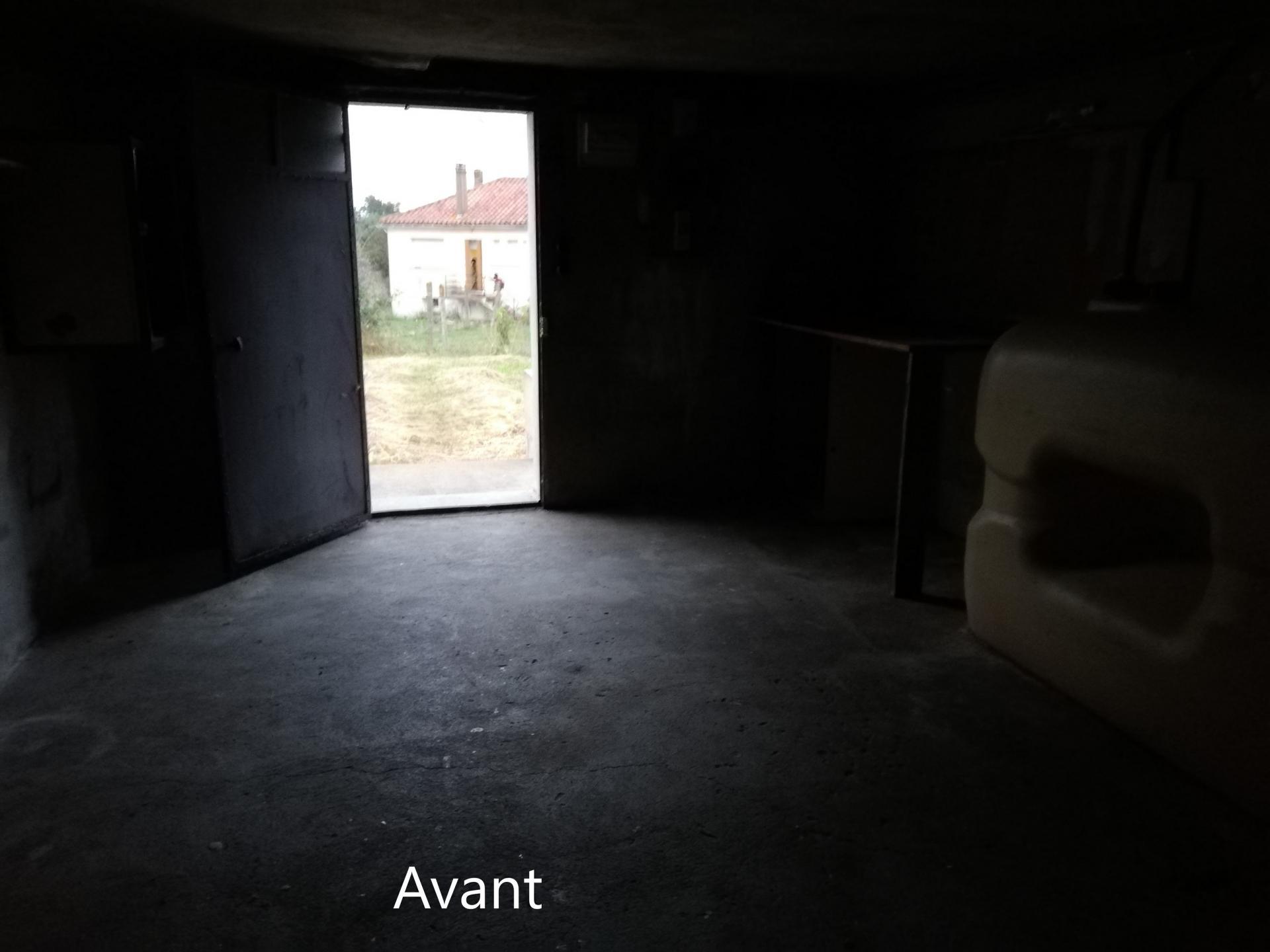 garage/abri jardin