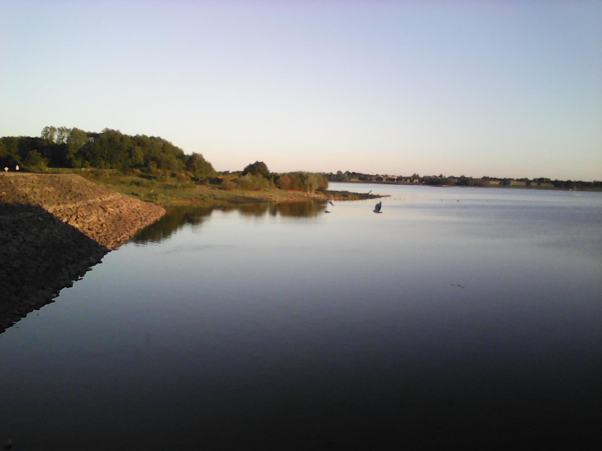 Le Lac du Cébron