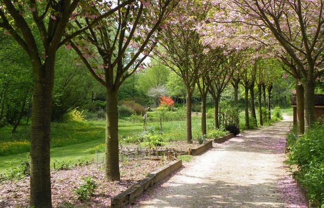 Jardin de val de flore soutiers
