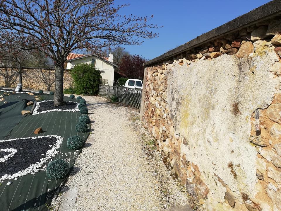 Mur crepis